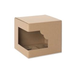 Pudełko na kubek foto/logo...